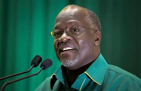 Late President of Tanzania